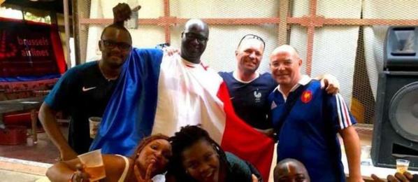 Coupe du monde 2018 : Dakar à l'unisson des Bleus
