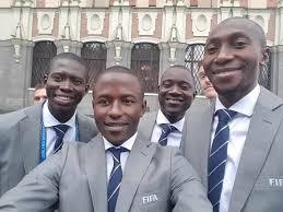 Coupe du Monde 2018: Le trio arbitrale sénégalais fêté jeudi