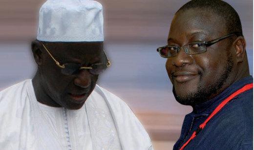 Thierno Ousmane Sy et son père