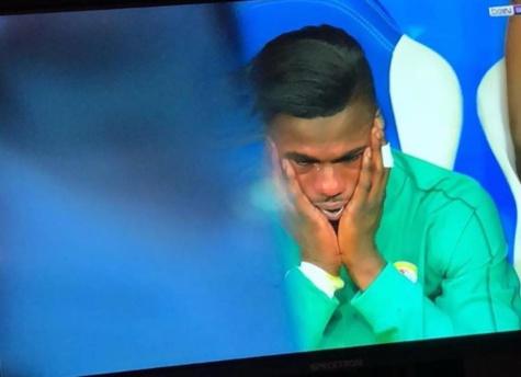 Mondial 2018: Pourquoi Diao Baldé keita était sur le banc...