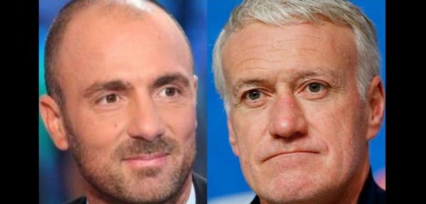 Football: Didier Deschamps répond amèrement aux attaques de Christophe Dugarry