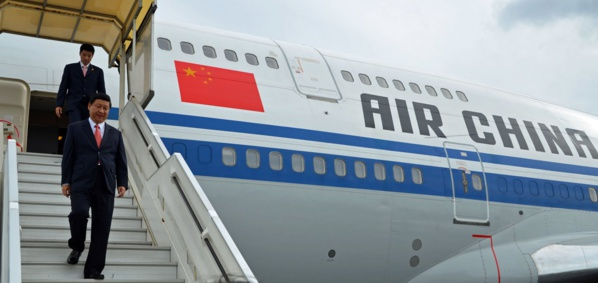 Tournée africaine:  Le président Xi Jinping attendu aujourd'hui à Dakar vers 15h30