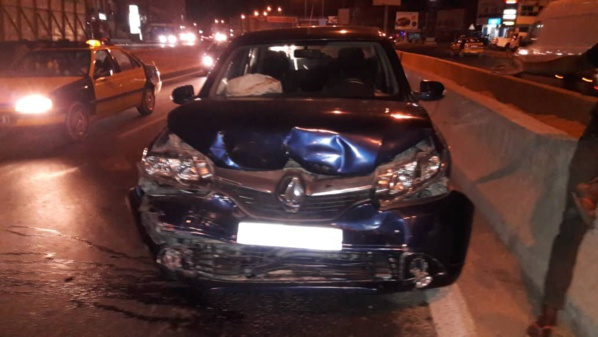 Accident à Yoff : Un véhicule particulier tue 07 personnes dont un enfant