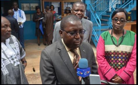Urgent - Décès de Vincent Badji, ambassadeur sortant du Sénégal au Cameroun