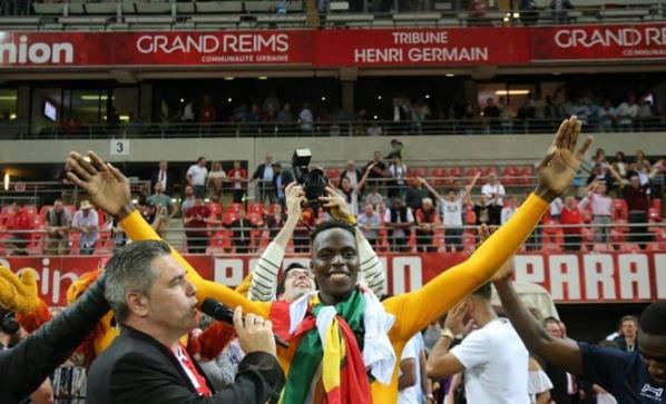 Le gardien de but Édouard Mendy a choisi le Sénégal
