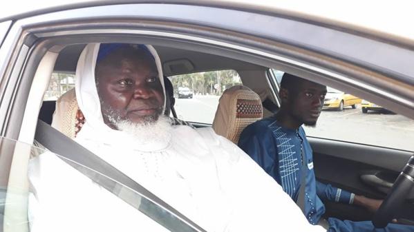 """Imam Alioune Ndao aux magistrats: """"Nous avons des juges honnêtes et sages, continuez ainsi"""""""