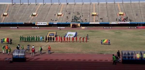 Léopold Senghor, un stade sans pelouse