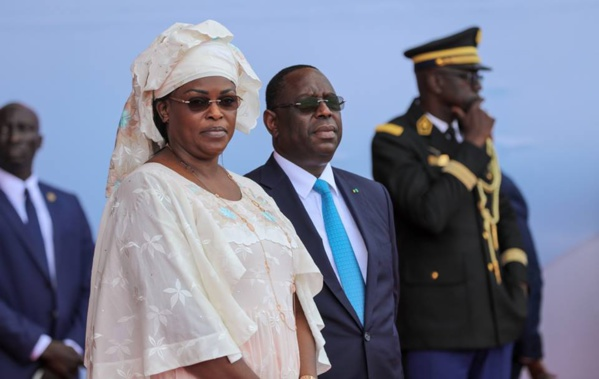 Macky bombarde Abdoulaye Thimbo, Pape Gorgui Ndong et Abdoul Karim Sall