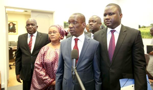 L'opposition reçue par l'Archevêque de Dakar ce mercredi