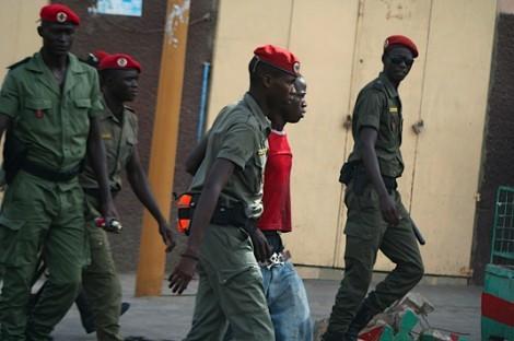 Arrestation du cambrioleur qui s'est introduit chez Latif Coulibaly : Les mensonges de la Police