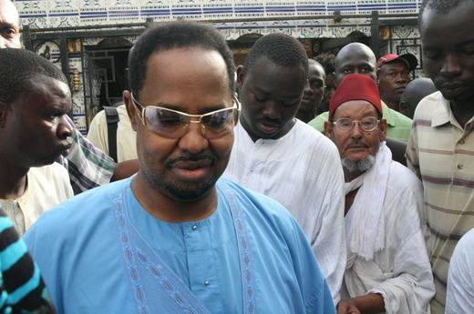 Mariage du fils d'Ameth Khalifa Niasse : Idrissa Seck, parrain de la manifestation