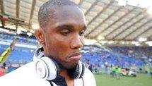 Cameroun : Eto'o en jet privé avec deux joueurs congolais
