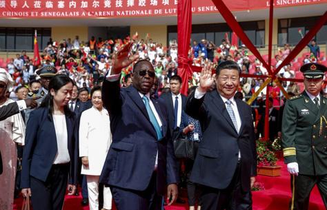 Inauguration de l'arène nationale : Macky Sall sonne la mobilisation