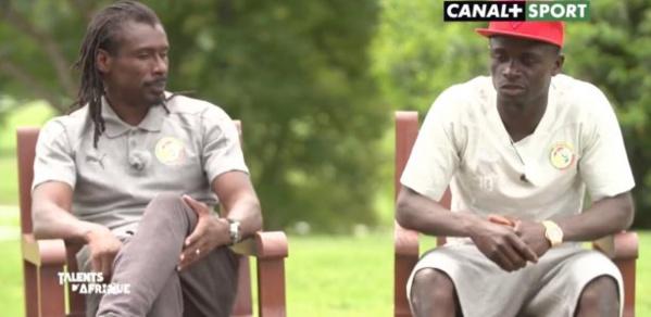 Mondial-2018 : Aliou Cisse défend Sadio Mané