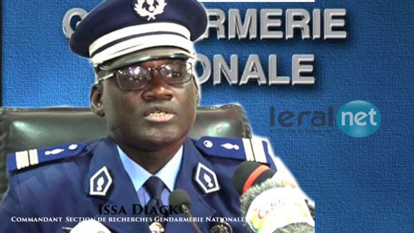 Portrait : Lieutenant-colonel Issa Diack, Commandant SR Gendarmerie nationale, « The Equalizer », l'homme qui ne transige pas