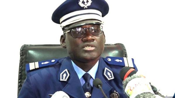 La Section de Recherches pas au courant du changement de poste de commandant qu'occupe le lieutenant-colonel Issa Diack