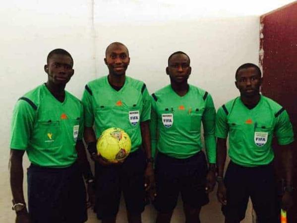 Ligue africaine des champions – Commission Centrale des Arbitres: Maguette Ndiaye « remplace » Malang Diedhiou!