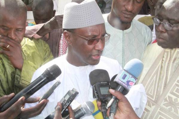 Louga : Mamour Diallo sauve l'Apr d'une grande perte