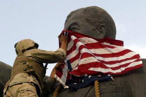 """Le """"non"""" à la guerre en Irak a coûté 4 milliards à la France"""