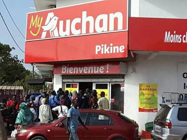 L'Uncs fait volte-face : «On veut qu'Auchan reste»