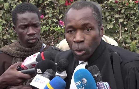 Me Ousseynou Fall:« l'arrêt de Demba Kandji est déjà rédigé par l'Exécutif »