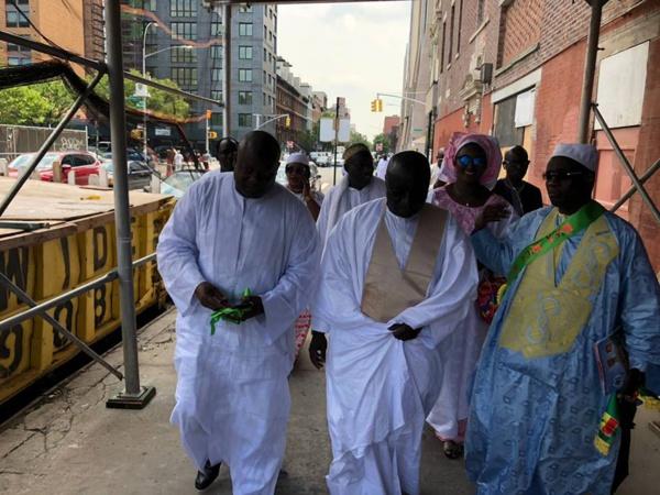 """Idrissa Seck : """"Le Bamba Day"""", célébré en terre américaine, montre que l'Islam est une religion de liberté et de paix »"""
