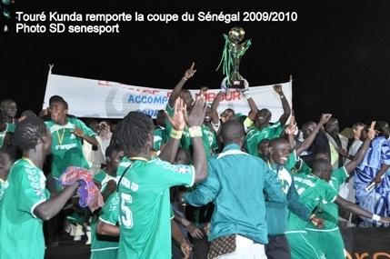 Coupe du Sénégal : Le sacre historique de Touré Kunda devant Gorée (0-0, 4 tab 5)