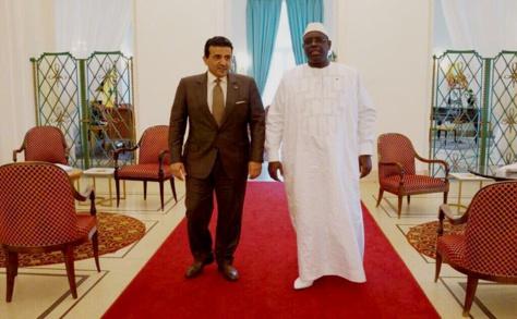 Que mijote le procureur général du Qatar à Dakar ?