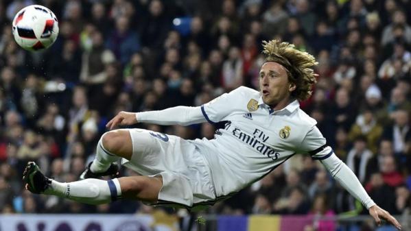 Luka Modric n'exclut pas de quitter le Real Madrid