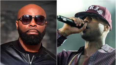 Violente bagarre à l'aéroport d'Orly: les rappeurs Booba et Kaaris en garde-à-vue