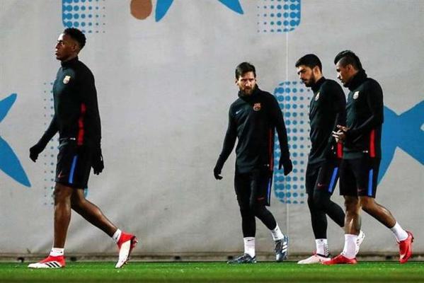 """""""Messi, Suarez et Iniesta me prenaient 50 euros tous les jours"""""""