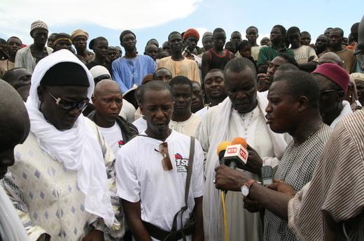 Photos : Le milliardaire Cheikh Amar à Khelcom