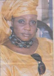 Une veuve qui n'honore pas le défunt Khalife des mourides