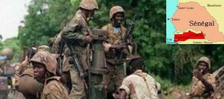 CASAMANCE : Le Mfdc met en garde Bassirou Sarr de AJ