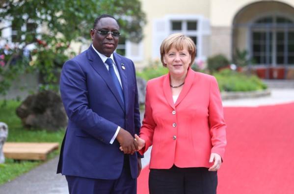 Visite officielle: Angela Merkel à Dakar le 29 août prochain