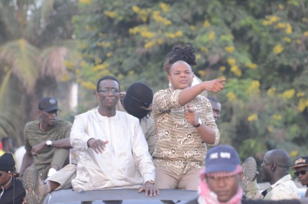 Amadou Bâ et Mame Mbaye Niang : les dessous d'une animosité sur un air de vacances citoyennes