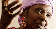 ARTS ET –LITTERATURE Aminata Sow Fall s'installe au Cirlac