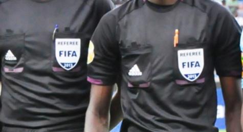 Corruption présumée : l'arbitre Daouda Guèye suspendu provisoirement par la CAF