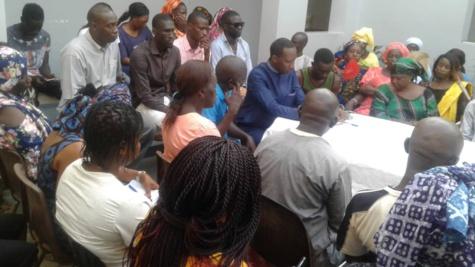Le Parti Convention des Démocrates du Sénégal (PCDS) prépare activement la Présidentielle 2019