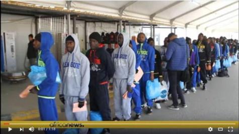 40 Sénégalais expulsés d'Espagne : Le Témoin confirme Leral.net