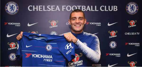 Kovacic a signé à Chelsea