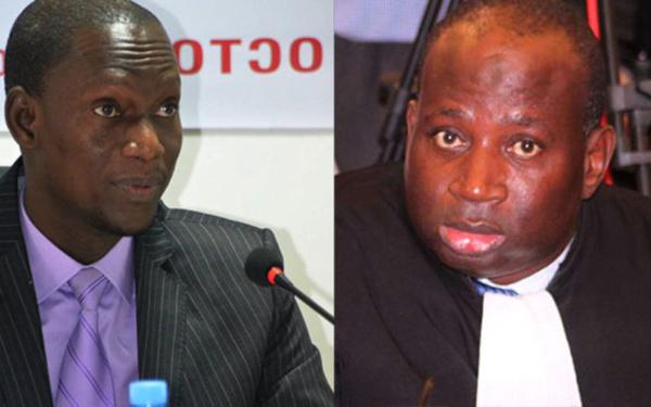 """Me Mbaye Guèye prend la défense du juge Lamotte : """"Je trouve scandaleux qu'on puisse l'accuser de corrompu"""""""
