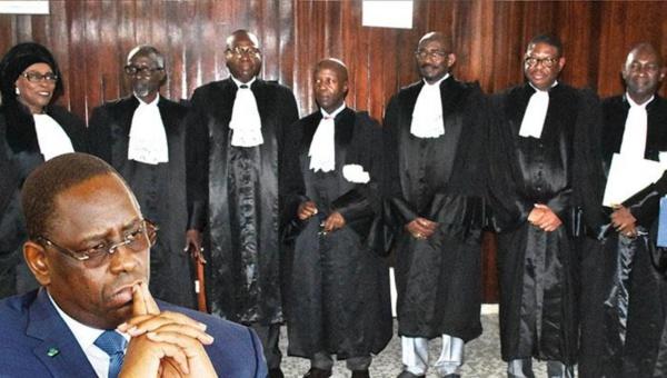 Conseil constitutionnel : Macky Sall va opérer un changement avant la présidentielle de 2019