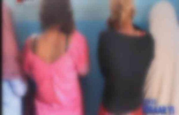 La chanteuse Titi 2, sa copine et son petit ami arrêtés pour vol de coupons de tissu