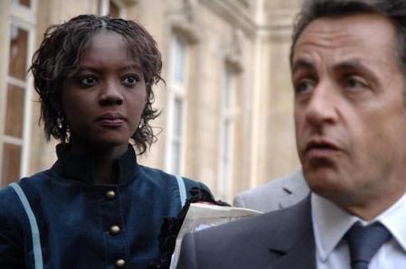 Enfin Rama Yade répond à Sarkozy sur le discours de Dakar.