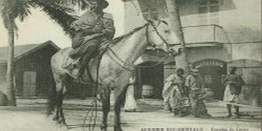 Résumé historique de Birima Ngoné Latyr Fall , Issu de la lignée royale des Fall-Thiendella