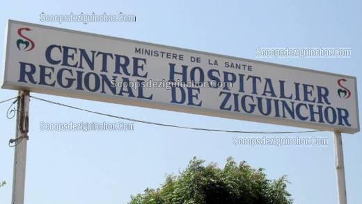 L'hôpital régional de Ziguinchor aura bientôt un groupe électrogène