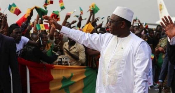 Audience avec des podorois: Macky Sall offre 40 millions de «paas», encense et confirme Abdoulaye Daouda Diallo