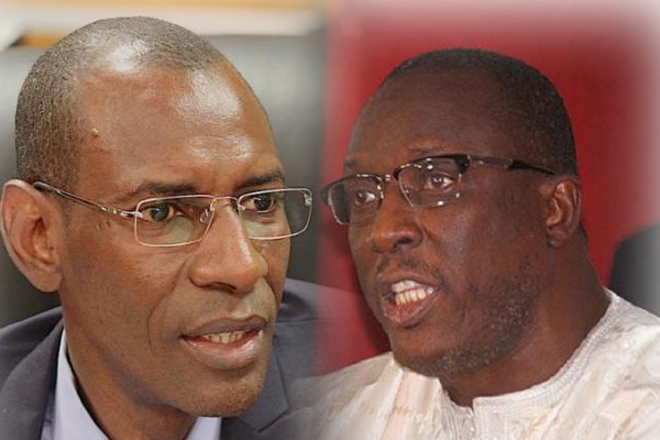 Apr Podor:4 mois après la consécration du leadership de Cheikh Oumar Anne, Abdoulaye Daouda Diallo et Cie reçus