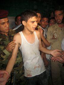 IRAK : Prise d'otages dans une église à Bagdad : 37 chrétiens tués